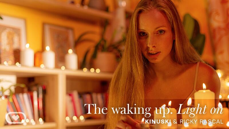 The Waking Up – Light On feat. Kinuski Kakku - VR Porn Video
