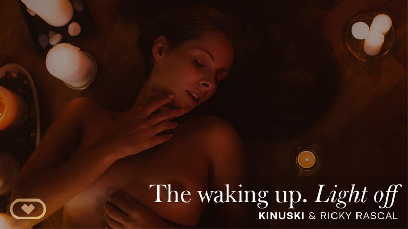 The Waking Up – Light Off feat. Kinuski Kakku - VR Porn Video