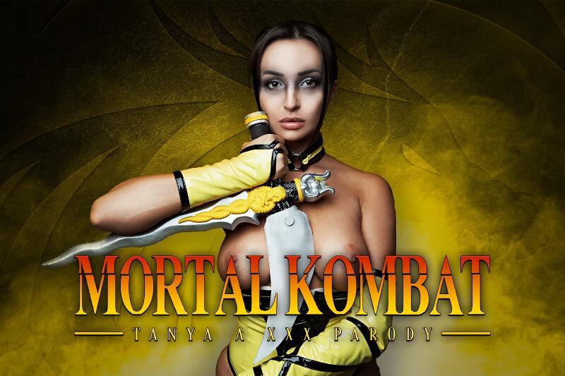 Mortal Kombat: Tanya A XXX Parody feat. Alyssia Kent - VR Porn Video