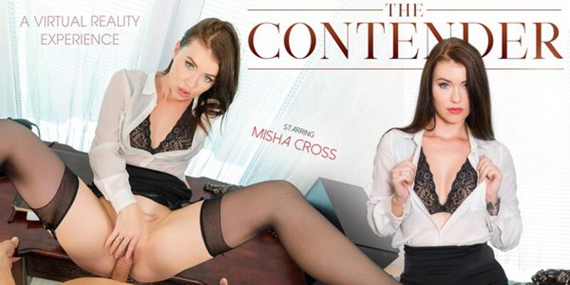 The Contender feat. Misha Cross - VR Porn Video