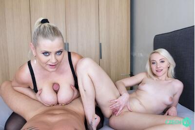 Slutty and Sluttier - Alexa Bold, Marilyn Sugar - VR Porn - Image 10