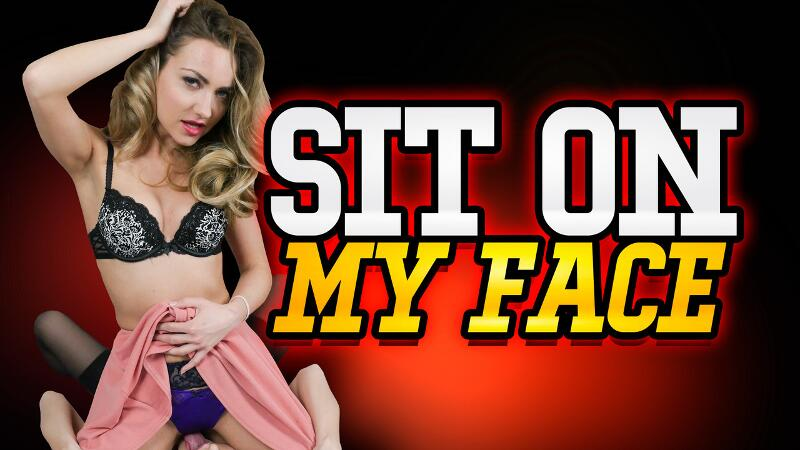Sit On My Face feat. Nathaly Cherie, Victoria Puppy - VR Porn Video