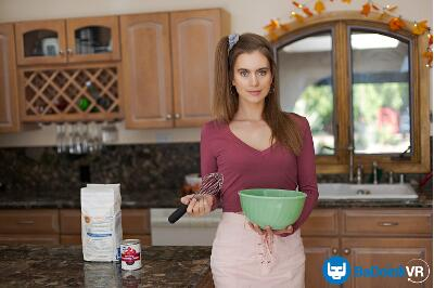 Alone For Thanksgiving - Jill Kassidy - VR Porn - Image 1