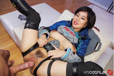 Astral Chain A XXX Parody - Jade Kush - VR Porn - Image 18