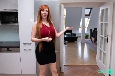 Redhead Realtor - Lauren Phillips - VR Porn - Image 1