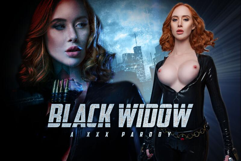 Black Widow A XXX Parody feat. Lenina Crowne - VR Porn Video