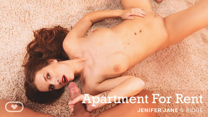 Apartment For Rent feat. Jennifer Jane - VR Porn Video