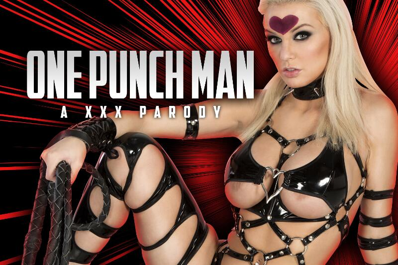 One Punch Man A XXX Parody feat. Kenzie Taylor - VR Porn Video
