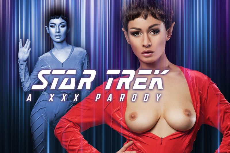 Star Trek Enterprise A XXX Parody feat. Stacy Bloom - VR Porn Video