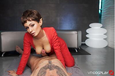 Star Trek Enterprise A XXX Parody - Stacy Bloom - VR Porn - Image 8