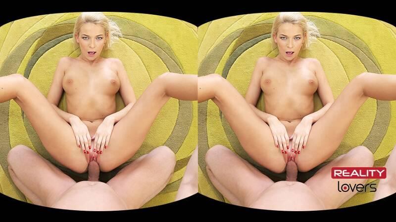 Over The Blonde feat. Karol Lilien - VR Porn Video