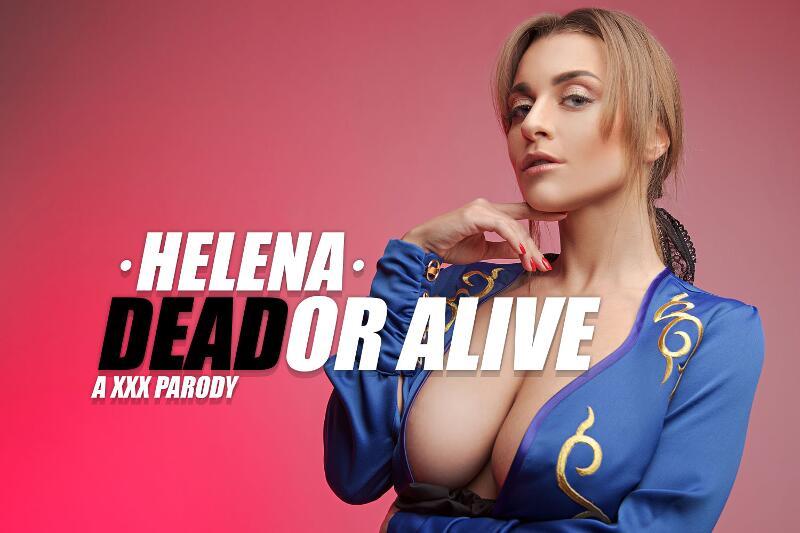 DOA: Helena Douglas A XXX Parody feat. Josephine Jackson - VR Porn Video