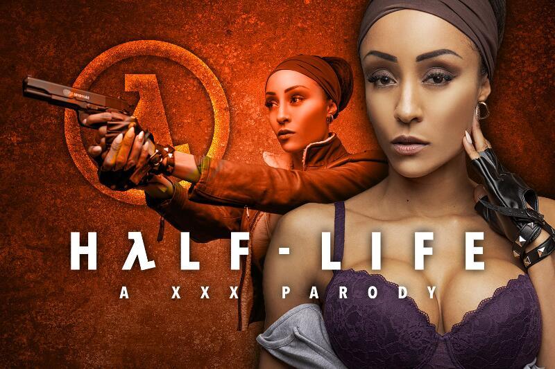 Half Life A XXX Parody feat. Alyssa Divine - VR Porn Video