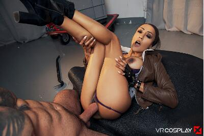 Half Life A XXX Parody - Alyssa Divine - VR Porn - Image 12