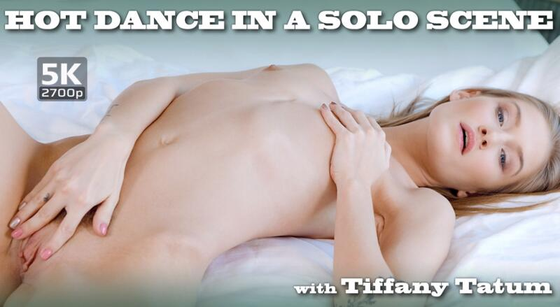 Hot Dance In A Solo Scene feat. Tiffany Tatum - VR Porn Video