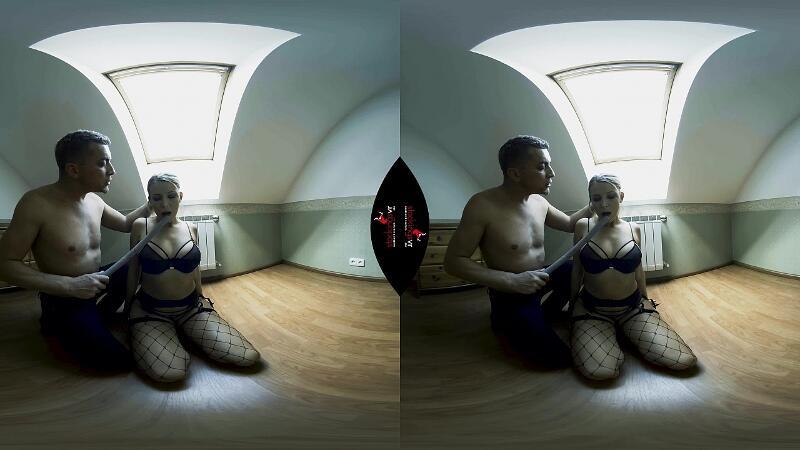 Darker, Deeper, Dangerous feat. Karol Lilien - VR Porn Video