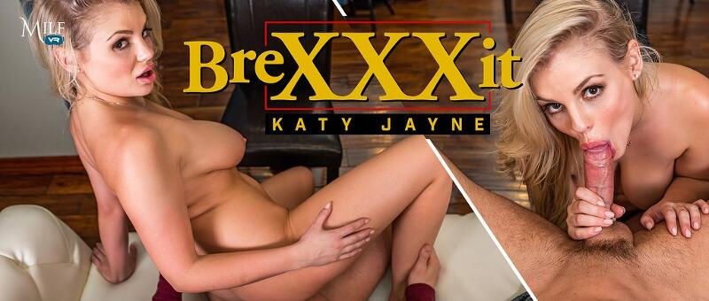 BreXXXit feat. Katy Jayne - VR Porn Video
