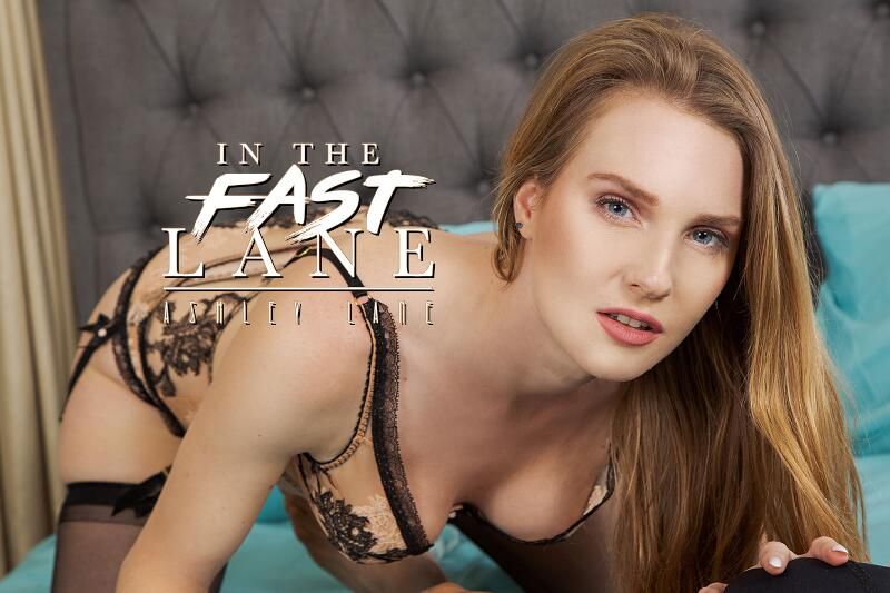 In The Fast Lane feat. Ashley Lane - VR Porn Video