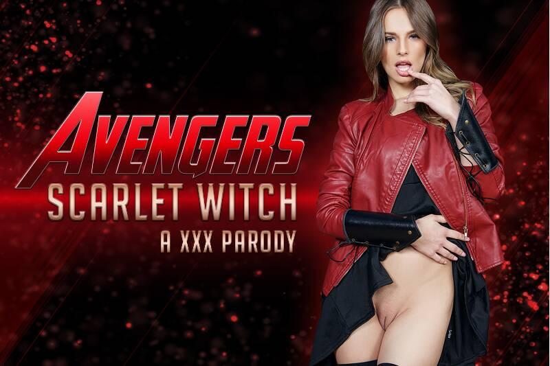 Avengers: Scarlet Witch A XXX Parody feat. Jillian Janson - VR Porn Video