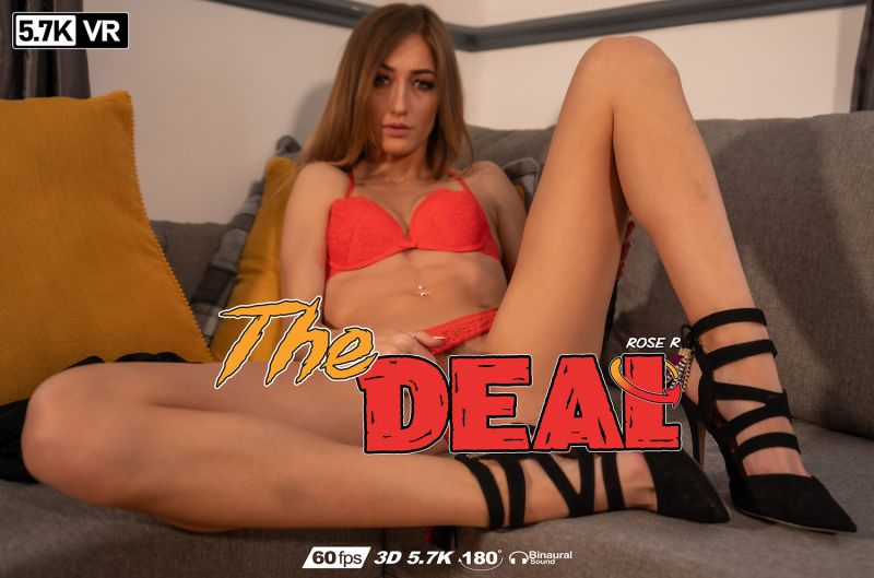 The Deal feat. Rose - VR Porn Video