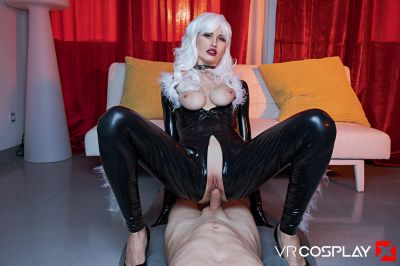 Black Cat A XXX Parody - Stella Cardo - VR Porn - Image 8