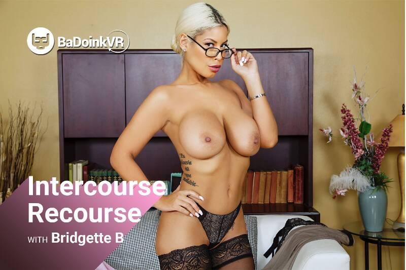 Intercourse Recourse feat. Bridgette B - VR Porn Video