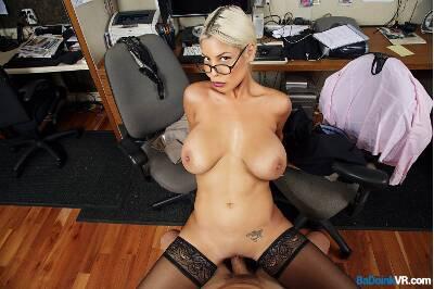 Intercourse Recourse - Bridgette B - VR Porn - Image 39