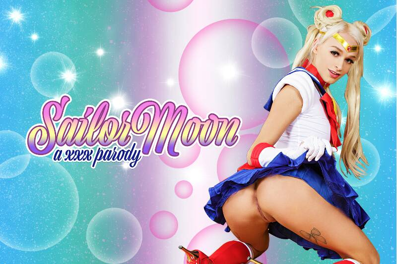 Sailor Moon A XXX Parody feat. Emma Hix - VR Porn Video