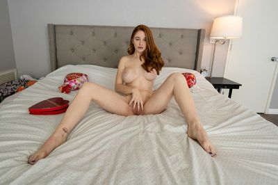 He Ditched Me On Valentine's Day! - Scarlett Snow - VR Porn - Image 6