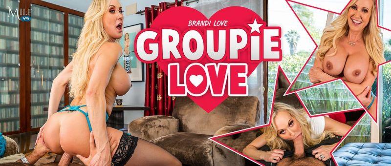 Groupie LOVE feat. Brandi Love, Chad White - VR Porn Video