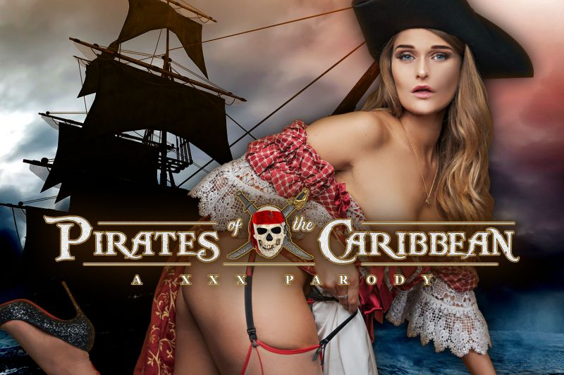 Pirates of the Caribbean A XXX Parody feat. Honour May - VR Porn Video