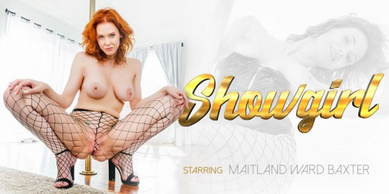 Showgirl feat. Maitland Ward Baxter - VR Porn Video