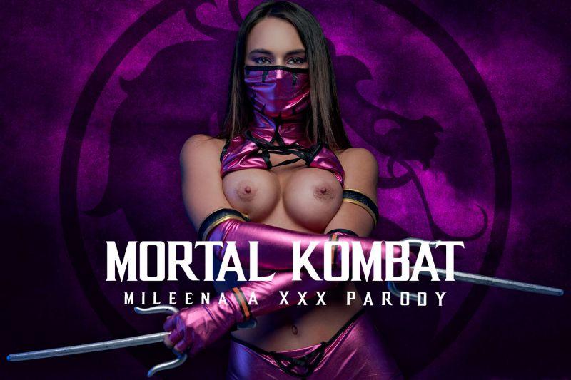Mortal Kombat: Mileena A XXX Parody feat. Lana Roy - VR Porn Video