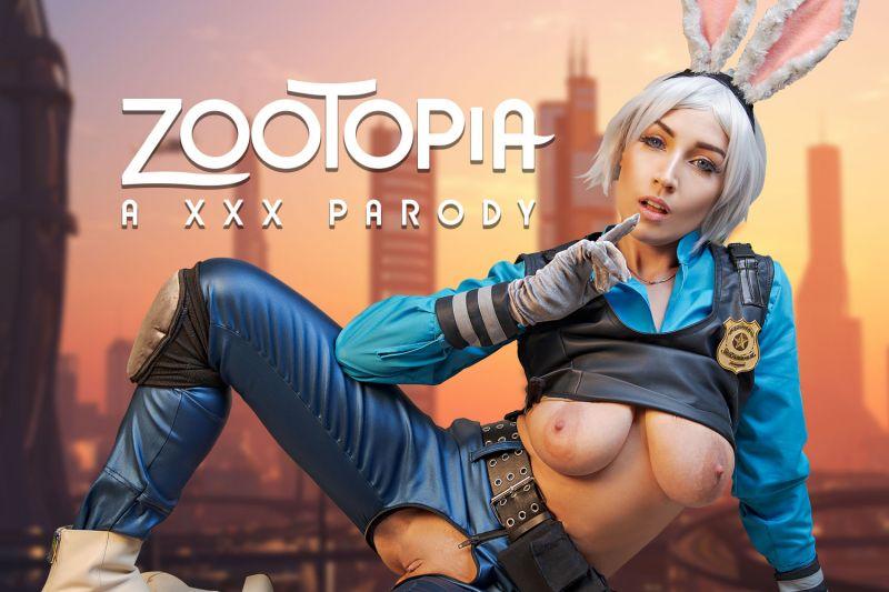 Zootopia A XXX Parody feat. Siya Jey - VR Porn Video