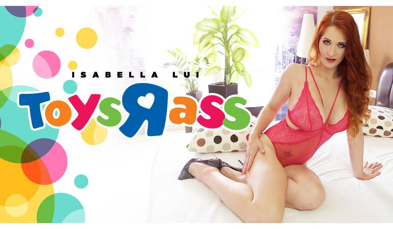 Toys R Ass feat. Isabella Lui - VR Porn Video