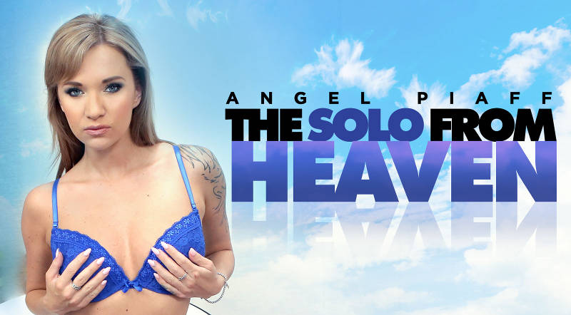 The Solo From Heaven feat. Angel Piaff - VR Porn Video