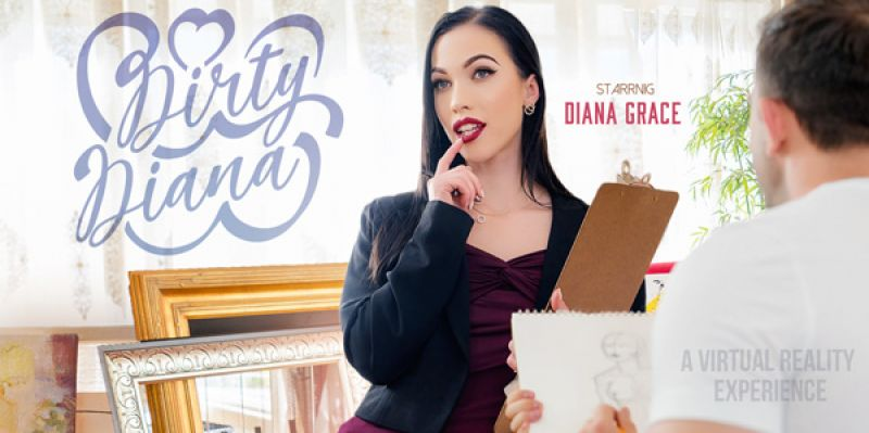 Dirty Diana feat. Diana Grace - VR Porn Video
