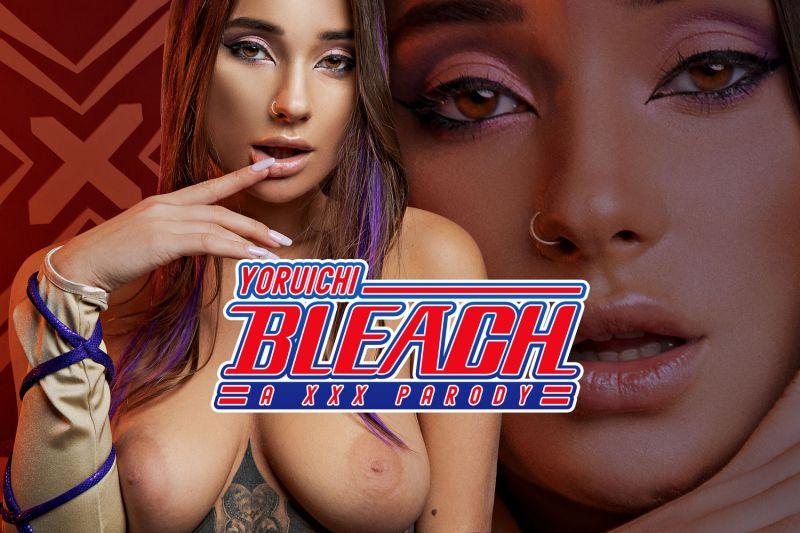 Bleach: Yoruichi A XXX Parody feat. Liya Silver - VR Porn Video