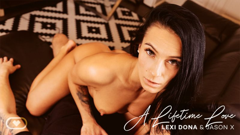 A Lifetime Love feat. Lexi Dona - VR Porn Video