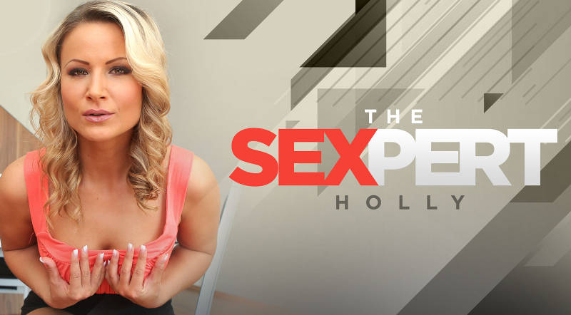 The Sexpert feat. Samantha Jolie - VR Porn Video