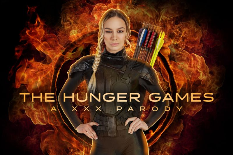 Hunger Games A XXX Parody feat. Naomi Swann - VR Porn Video