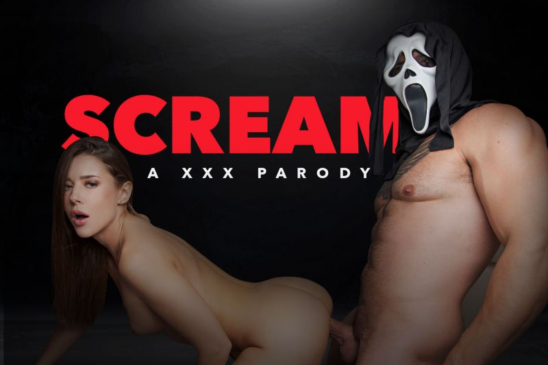 Scream A XXX Parody feat. Sybil A - VR Porn Video