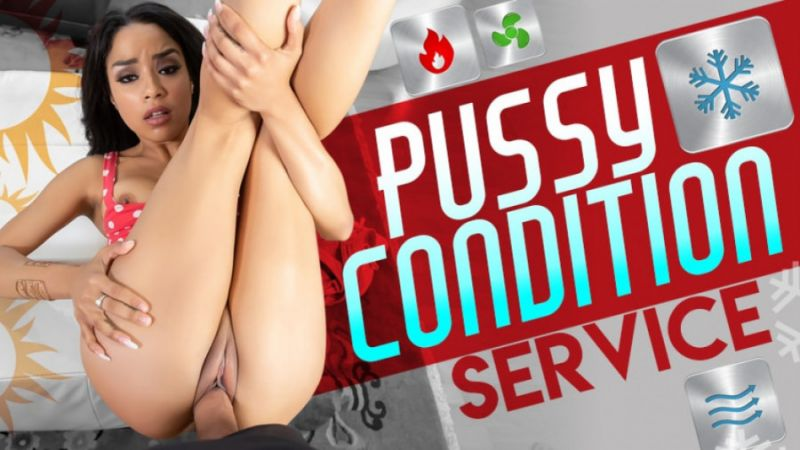 Pussy Condition Service feat. Maya Bijou - VR Porn Video