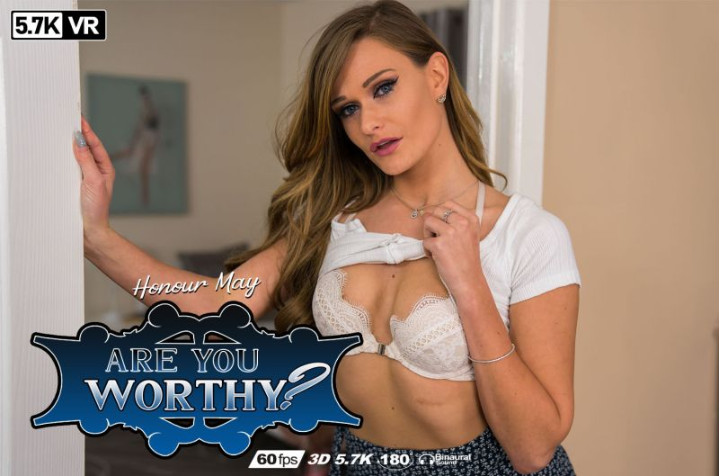 Are You Worthy? feat. Honour May - VR Porn Video