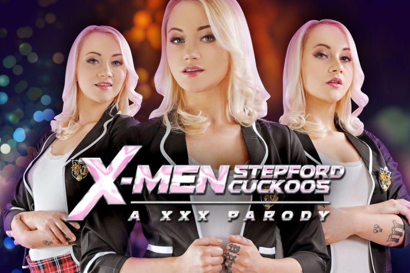 Xmen: Stepford Cuckoos A XXX Parody feat. Marilyn Sugar - VR Porn Video