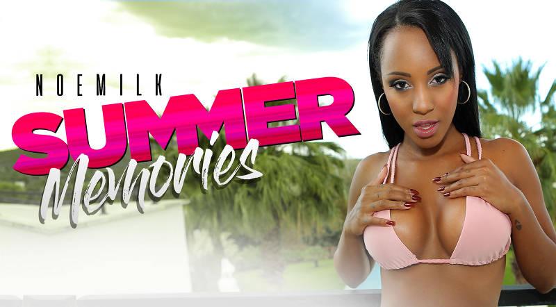 Summer Memories feat. Noe Milk - VR Porn Video