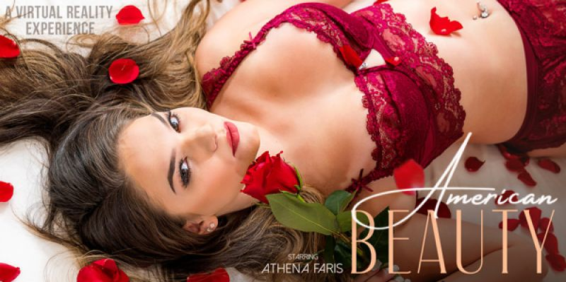 American Beauty feat. Athena Faris - VR Porn Video