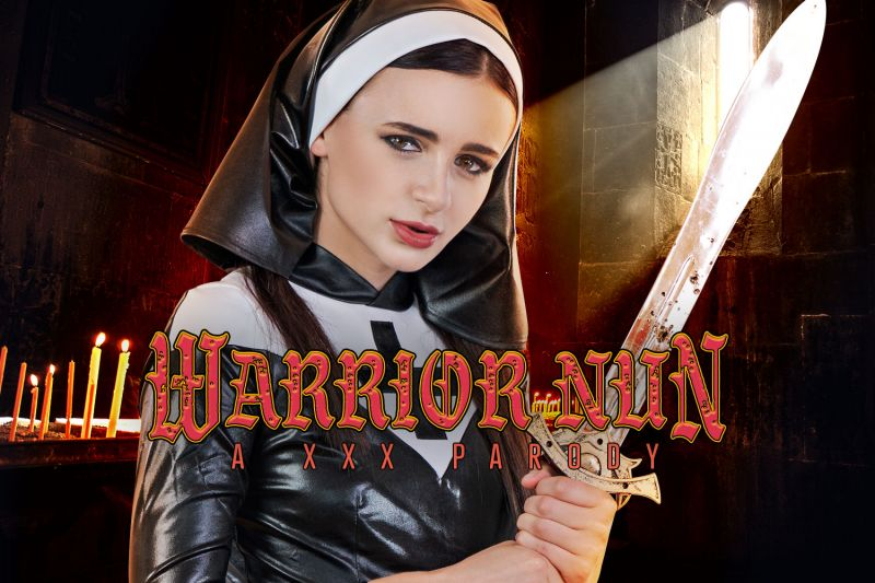 Warrior Nun A XXX Parody feat. Kate Rich - VR Porn Video