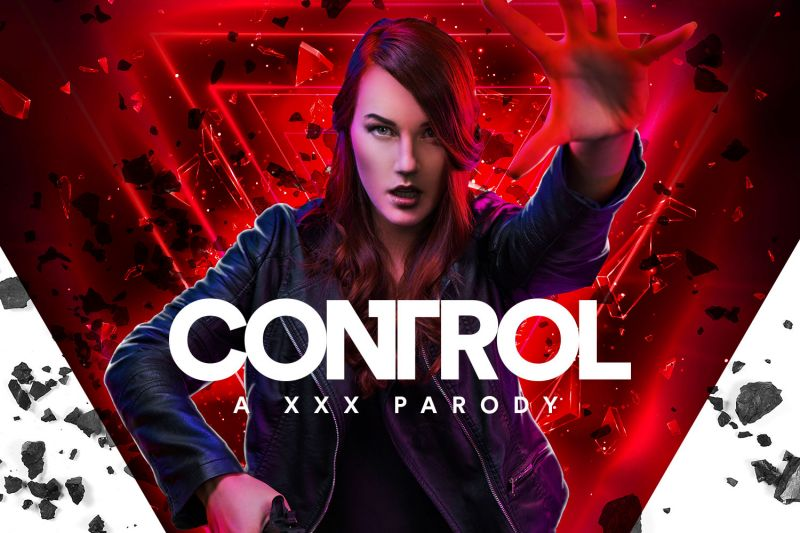 Control A XXX Parody feat. Charlie Red - VR Porn Video