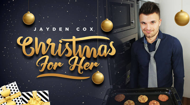Christmas For Her feat. Jayden Cox - VR Porn Video